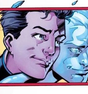 Who wants to see Iceman's first gay kiss?
