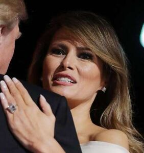 "Melania is reportedly ""counting every minute until he is out of office and she can divorce"""