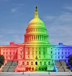 House of Representatives passes Equality Act for the first time; Trump has vowed to quash it