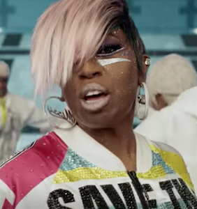 You should probably drop everything and check out this new Missy Elliott video