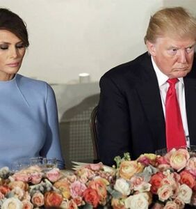 This candid nine second video will actually make your heart break for Melania Trump