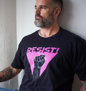 These t-shirts helped change history. It's time to break them out of your closet again