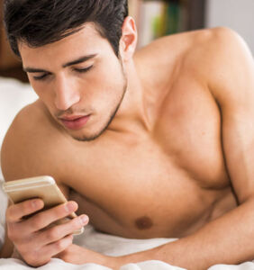 Nearly 50% of millennials regularly sext, and 33% of them share other people's pics without consent
