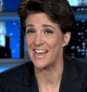 Rachel Maddow, keeping a reporter's check on Trump's post-truth world