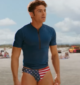 WATCH: Was Zac Efron in a Speedo the highlight of the Super Bowl?