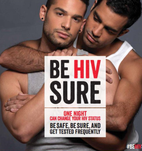 How gay sex became a seminal motivation of--and reward for--HIV activism