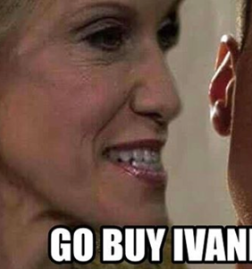 """Hilarious Kellyanne Conway """"buy Ivanka's stuff"""" memes are blowing up the Internet"""