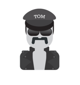 Ready for a Tom of Finland emoji? Because it's ready for you.