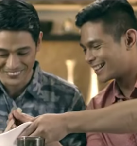 WATCH: These ads went totally gay for Valentine's day