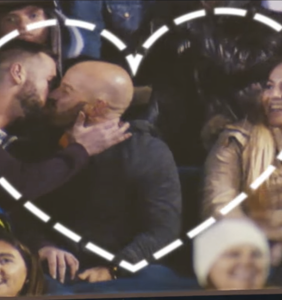 Required viewing: Powerful PSA from the Pro Bowl's Kiss Cam showcases love in all forms