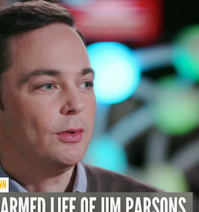 Here's why Jim Parsons is glad success didn't come until later in life