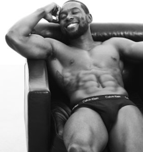 """The cast of """"Moonlight"""" strips down to their Calvins"""
