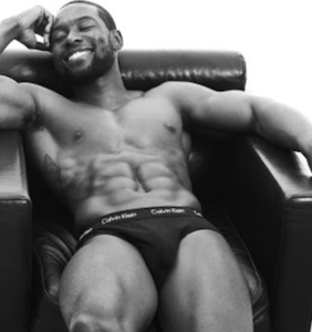 "The cast of ""Moonlight"" strips down to their Calvins"