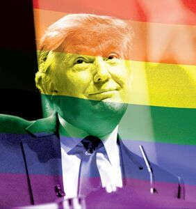 Is the White House intentionally trolling LGBTQ Americans by threatening their rights?
