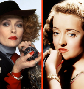 "Oof: Bette Davis explains why she disliked ""impossible"", ""unprofessional"" Faye Dunaway"