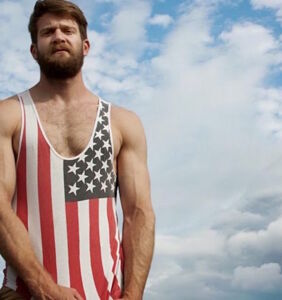 Colby Keller tries to explain, again, why he voted for Donald Trump