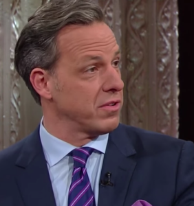 After cornering Conway, CNN's Jake Tapper explains why Trump will never get a free pass