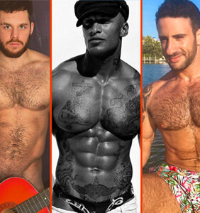 Tyson Beckford's speedo, Ed Sheeran's shirtless shots, & Matt Camp's steamy serenade