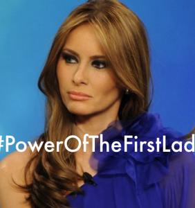 Melania Trump's bizarre #PowerOfTheFirstLady hashtag totally backfires on her
