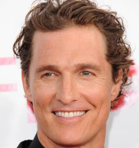 """Matthew McConaughey tells Hollywood """"it's time to embrace"""" Trump"""
