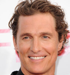 "Matthew McConaughey tells Hollywood ""it's time to embrace"" Trump"