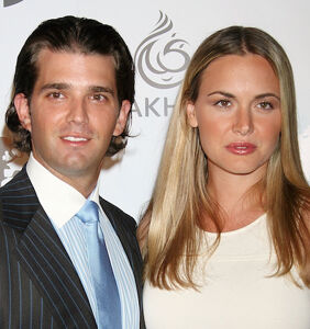What Donald Trump Jr. gave his wife on Valentine's Day is more hideous than VD