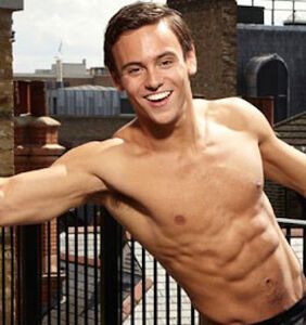 Tom Daley on why you shouldn't compare his physique to your own