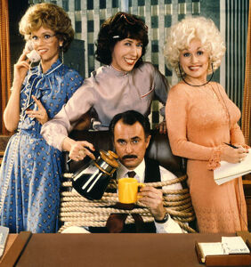 """Here's why Lily Tomlin wanted to quit """"9 to 5"""""""