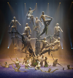 """""""Zumanity,"""" and 6 other bigger-than-life Las Vegas shows to check out ASAP"""