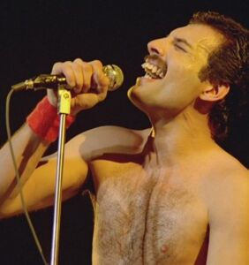 "Freddie Mercury's isolated vocal track from ""Somebody to Love"" is an absolute powerhouse"