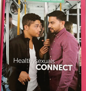 PHOTOS: PrEP marketing campaigns get homoerotic. It's about time.