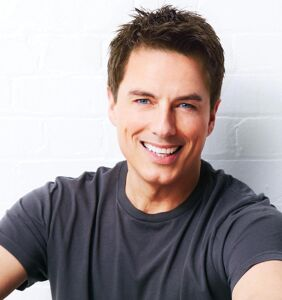 John Barrowman goes au naturel in preparation for his 50th birthday
