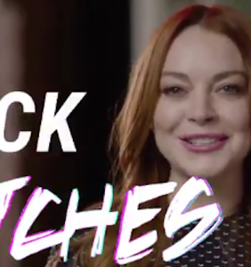 """Lindsey Lohan promises """"I'm back!"""" But is she? Is she really?"""