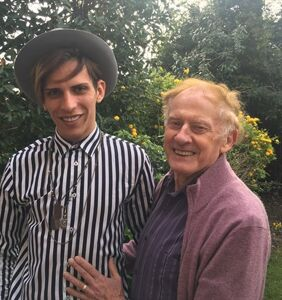 This 78-year-old ex-priest just popped the question to his 24-year-old model boyfriend