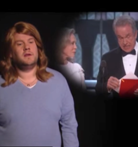 James Corden's satire of the Oscars mishaps is hilariously spot-on
