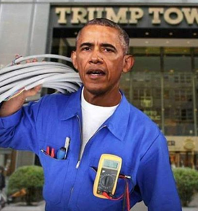 Hilarious memes highlight the absolute absurdity of Donald Trump's wiretapping paranoia