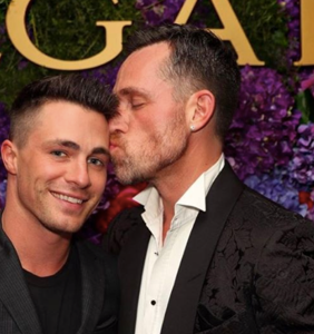 A romance for the ages: Colton Haynes and his boyfriend's relationship as documented on Instagram