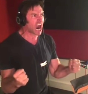 Is this what Hugh Jackman sounds like in bed?
