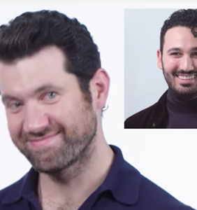 Billy Eichner hijacks man's Tinder account, possibly destroying his love life FOREVER