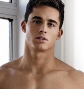 The downside of being too handsome? Pietro Boselli explains