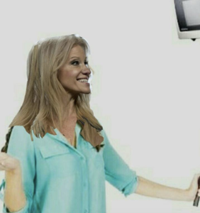 More hilarious Kellyanne Conway microwave memes because, hey, why not?