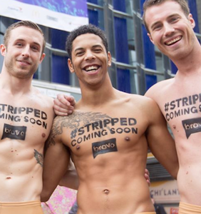 Stripped of everything, how long would you survive? New reality show finds out.
