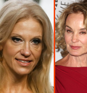 Bette Davis who? Jessica Lange's real-life feud is all too real.