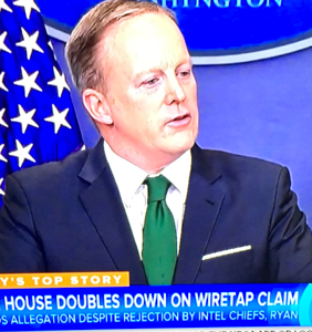 And with one simple Sean Spicer meme, the Internet bows with respect