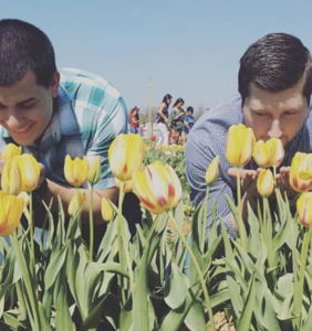 PHOTOS: Spring is the season for blossoming new bromances
