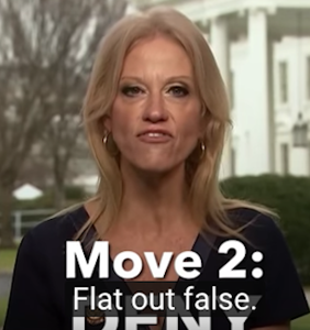 Kellyanne Conway supercut reveals all of her deceptive interview tricks