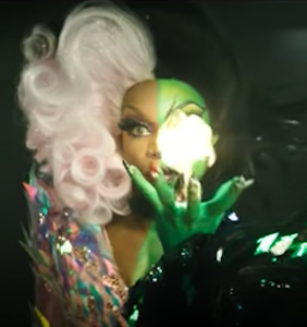"""RuPaul and Todrick Hall are """"Straight Outta Oz"""" in crazed new vid"""