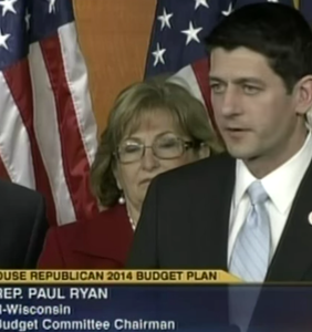 Paul Ryan's Freudian slip says it all