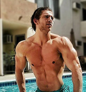 "Let's catch up with Ellen's muscly gardener as he gears up to star in ""The Abbey"""