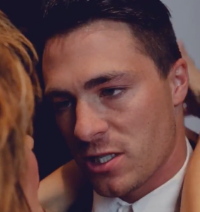 "You can finally call Colton Haynes ""Daddy"""